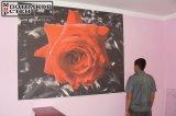 Фотопечать роза