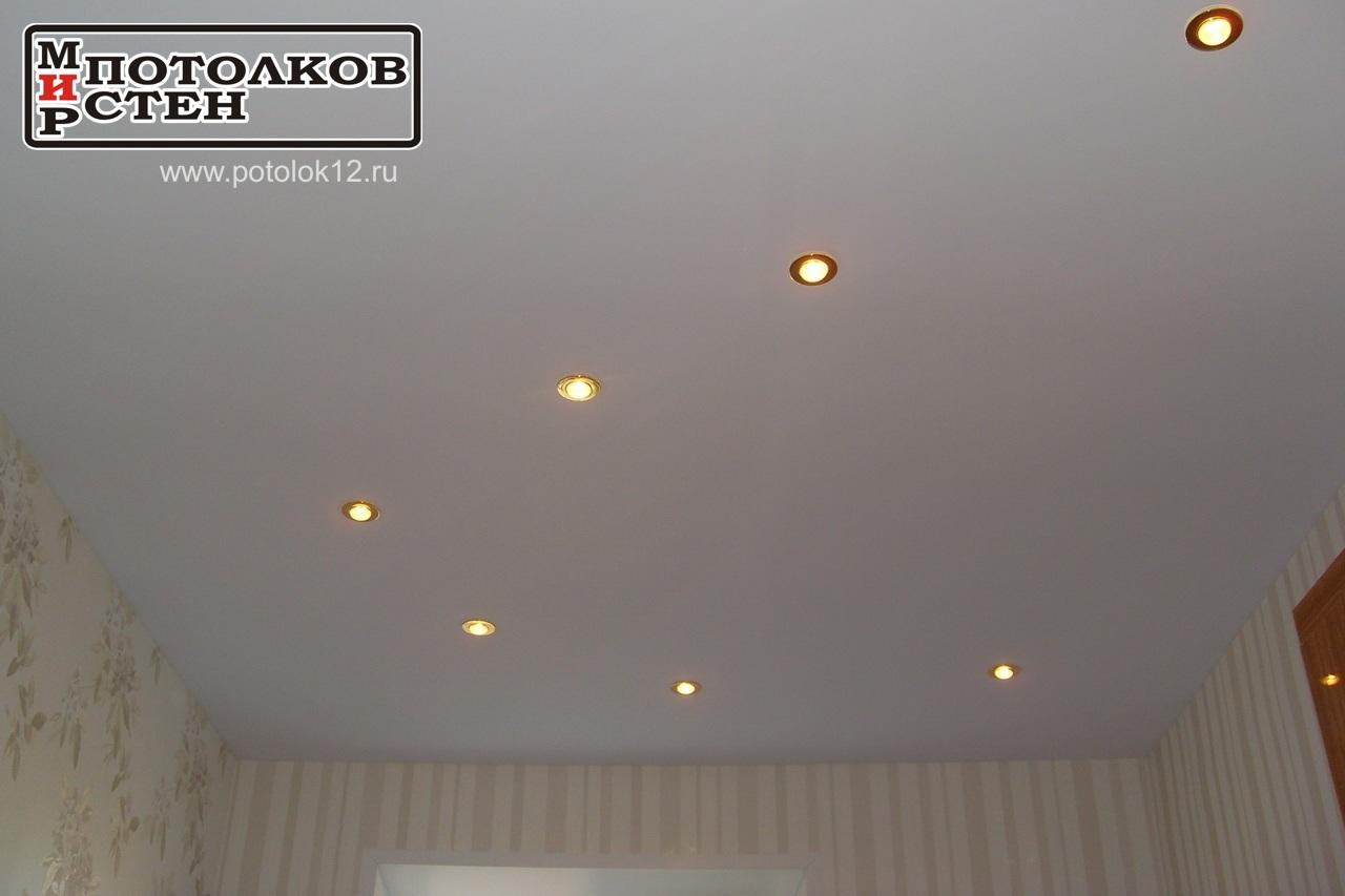 Натяжной потолок Йошкар-Ола