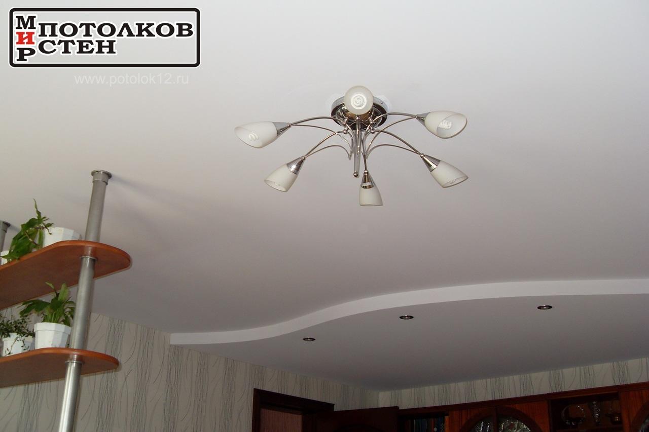 Стеллаж на потолке